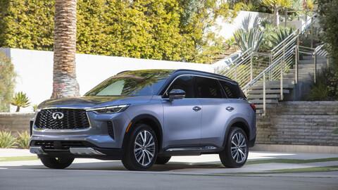 Infiniti QX60 2022: el SUV de 7 plazas se renueva por completo