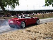 Alfa Romeo presente en el Festival de la Velocidad Goodwood 2012