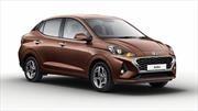 Hyundai Aura, así es el nuevo Grand i10 sedán