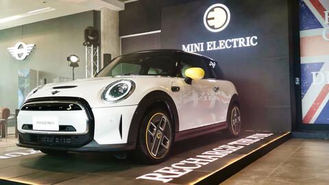 MINI Cooper SE en Chile: eléctrico y bastante especial