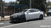 Nissan Sentra 2020 es espiado en prueba de ruta por Santiago