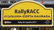 El piloto mexicano Benito Guerra logra un podio en el Rally de Cataluña