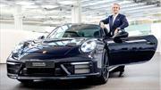 Porsche 911 Belgian Legend, el 992 cuenta con una exclusiva edición especial