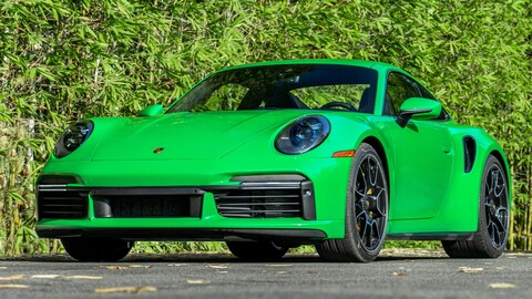 Porsche 911 Turbo es el World Performance Car 2021