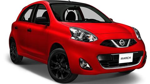 ¿Cuánto cuesta tener un Nissan March 2020?