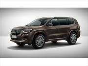 Jeep Grand Commander 2019, aventura en 7 plazas