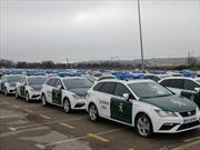 SEAT León ST, nuevo integrante de la Guardia Civil Española
