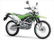 Kawasaki KLX 150: nuevo competidor del segmento enduro