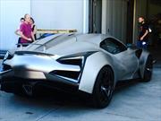 Icona Vulcano Titanium, estrena carrocería de titanio