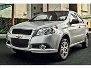 Chevrolet Aveo y  Volkswagen Clásico son los autos más vendidos en México