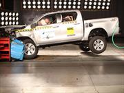 Toyota Hilux 2016 obtiene 5 estrellas en las pruebas de choque de Latin NCAP