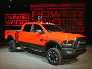 Ram Power Wagon 2017, más extrema y agresiva
