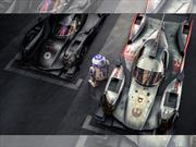 La scudería Oreca se pone la vestimenta de Star Wars