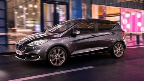 El Ford Fiesta tendrá tecnología Mild Hybrid, para hacerlo más eficiente