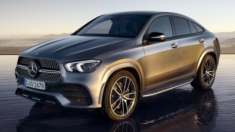 Mercedes-Benz GLE Coupé Mild-Hybrid 2021 debuta