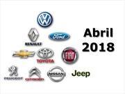Top 10: las marcas más vendedoras de Argentina en abril de 2018