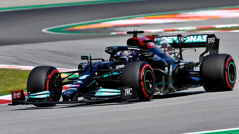 F1 Gran Premio de España 2021: Hamilton hace historia
