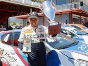 Patricio Naranjo es el campeón del Campeonato Total TP Race 2016