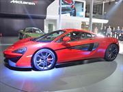 McLaren 540C: El deportivo barato de la marca