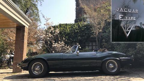 Probamos el Jaguar E-Type Series 3 de 1972