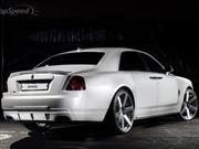 Rolls-Royce Ghost SaRangHae por DMC, un auto único