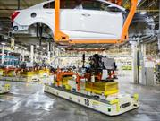 Los fabricantes que más autos venden en el mundo -enero a septiembre 2015-