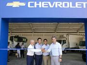 Chevrolet se toma Cartagena