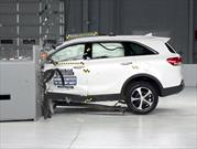 Kia Sorento 2016 obtiene el Top Safety Pick del IIHS