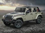 Jeep Wrangler Rubicon Recon Edition 2017, la nueva edición aventurera