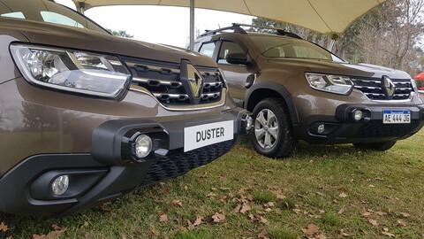 Nueva Renault Duster 2021 ¿Qué cambia?
