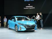 Toyota Prius Prime 2017, la variante plug-in del híbrido más vendido del mundo