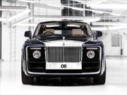 Rolls-Royce Sweptail es el auto más caro de la marca inglesa