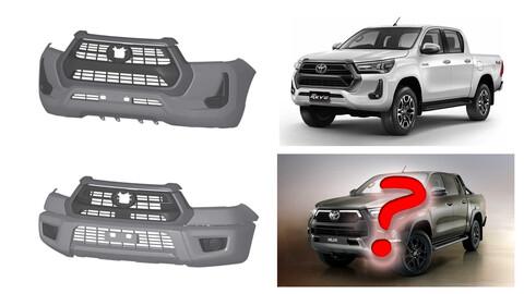 La Toyota Hilux muestra su nueva cara en la región