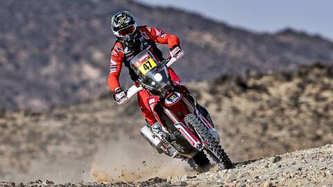 Dakar 2021 - Etapa 10: ¡Benavides volvió a la punta!