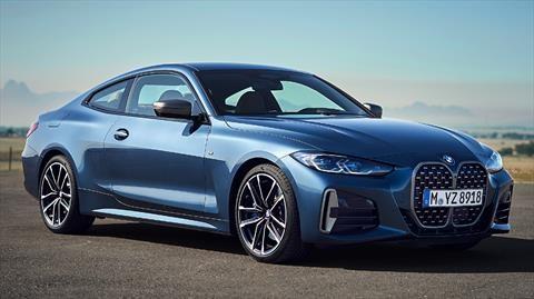 BMW Serie 4 Coupe 2021: la parrilla es lo de menos en su evolución