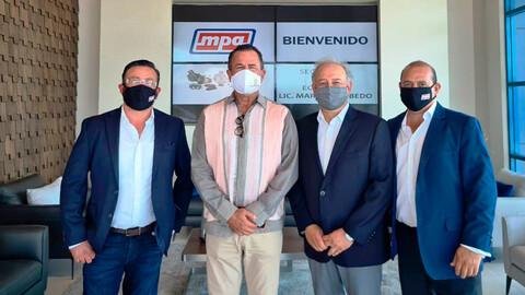 MPA de México invierte 200 millones de dólares en planta de Tijuana