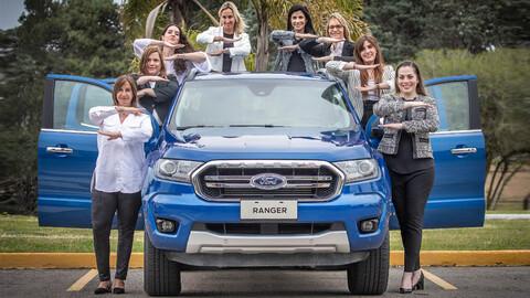 Ford Argentina apoya el empoderamiento de las mujeres