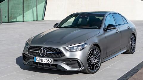 Mercedes-Benz Clase C 2022 debuta