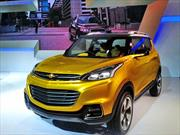 Chevrolet Adra Concept: Debutó en India