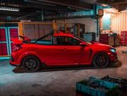 Un Honda Civic Type R cambia de hatchback a pickup