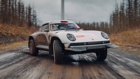 Porsche 911 ACS: El tuneado regreso de la marca al off-road