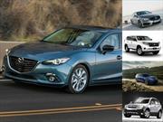 Mazda, Ford, Toyota y Chevrolet dieron mucho de qué hablar en los Premios Vía 2015