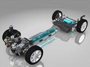 Citroën presenta la tecnología híbrida con aire comprimido.