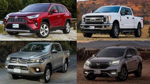 ¿Cuáles son las camionetas y pick ups seminuevas que vale la pena comprar?