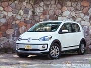 Manejamos el Volkswagen up! 2016