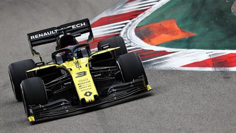F1 Renault tiene a Fernando Alonso en la mira