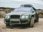 Bentley Continental GT Rally Edition: para millonarios empeñosos