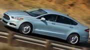 Ford Fusion Hybrid 2013 es el auto mediano más eficiente en combustible en EUA