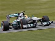 F1 GP de Alemania, Pole para Hamilton y Mercedes Benz