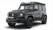 Brabus Adventure, un Mercedes-Benz Clase G que no conoce límites